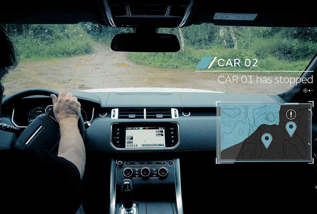 Lo nuevo de Land Rover y la todo terreno que se maneja sola - land-rover-3