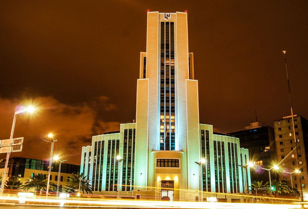 42 lugares para un inolvidable tour arquitectónico por la CDMX - loteria