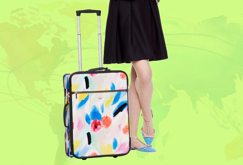 10 prácticas maletas para viajes cortos