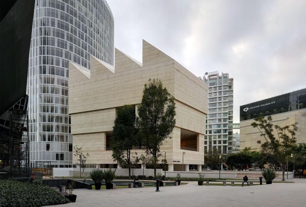42 lugares para un inolvidable tour arquitectónico por la CDMX - museo-jumex