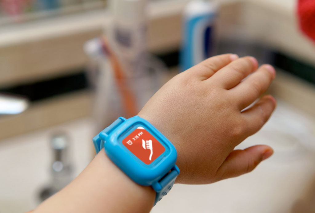 Un reloj inteligente que ayudará a tu hijo a mejorar sus hábitos
