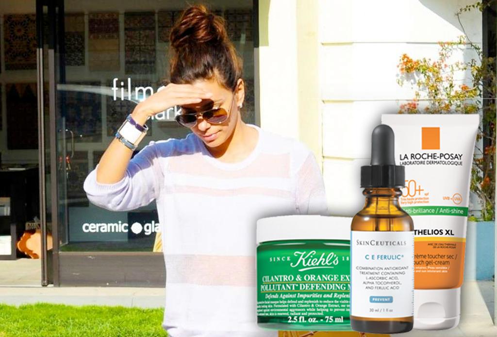 10 productos para proteger tu piel de la contaminación