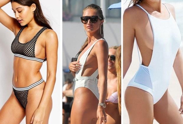 7 tendencias de trajes de baño para este verano - side-boob-trajes-de-bano-swimear-swimsuit-bikini-1024x694