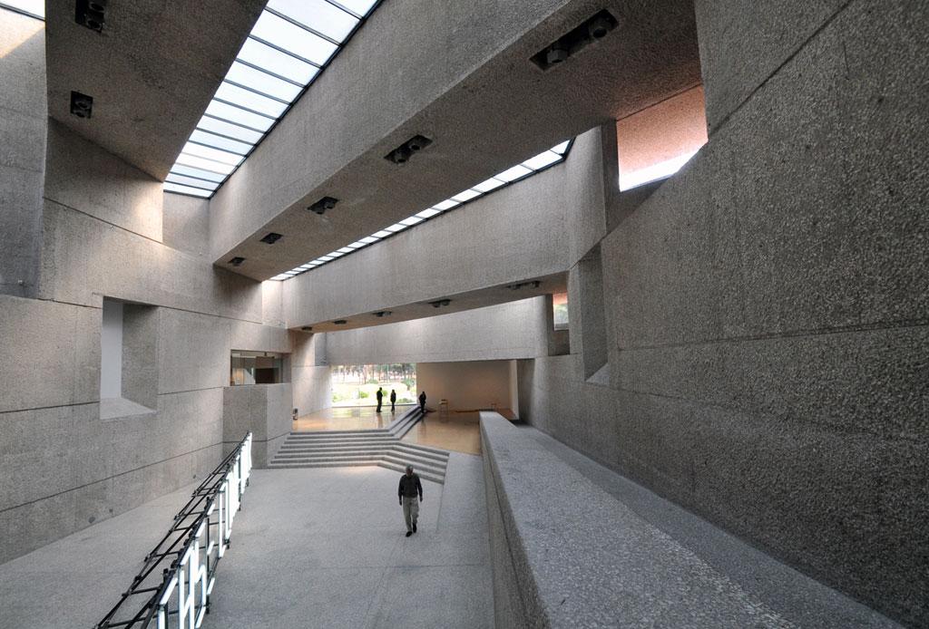 42 lugares para un inolvidable tour arquitectónico por la CDMX - tamayo