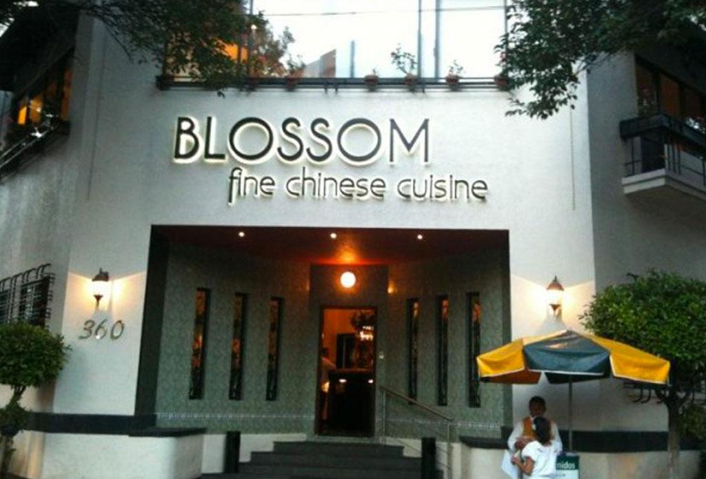 Los 5 mejores restaurantes de comida china en la CDMX - blossom