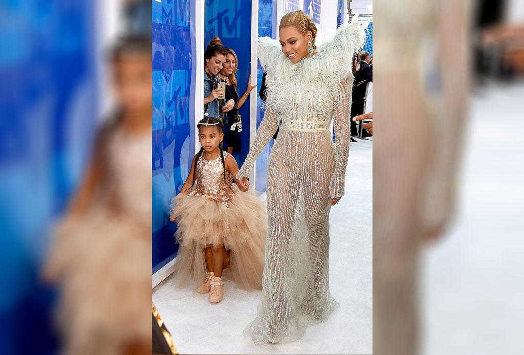 10 hijos de celebridades que superarán la fama de sus padres - blue-ivy
