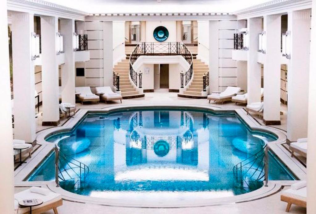 Descubre el primer Spa de Chanel en París