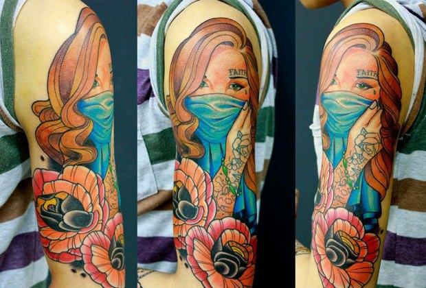 En Estos Estudios De La Cdmx Te Harán Un Tatuaje Perfecto