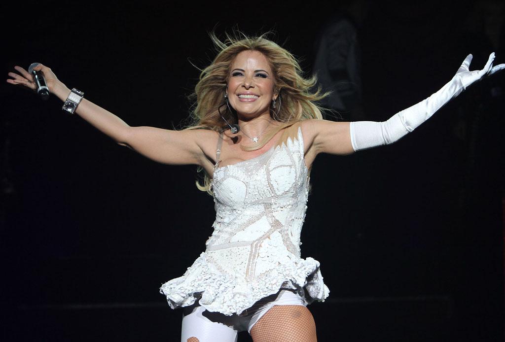 Celebra este 15 de septiembre en Las Vegas - gloria-trevi