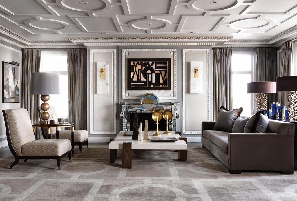 Los 10 mejores diseñadores de interiores del mundo - jean-louis-dienot