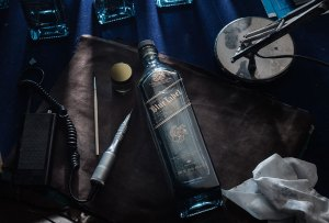 Johnnie Walker Blue Label presenta la edición Guerreros II