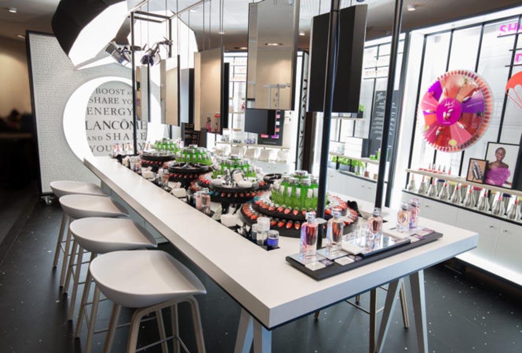Lancôme presenta su primer pop-up store en México