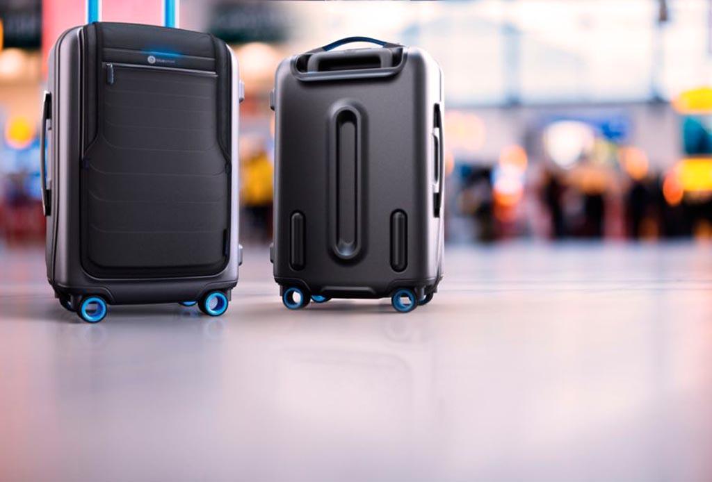 Facilita tus viajes con estas 5 maletas inteligentes