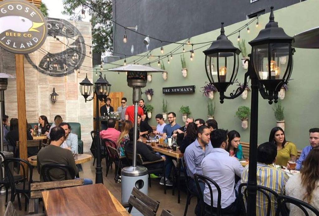 Los 10 bares más cool de Monterrey - mejores-bares-de-monterrey-newmans