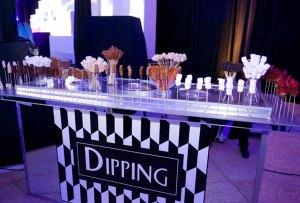 7 originales mesas de botanas que querrás tener en tu boda