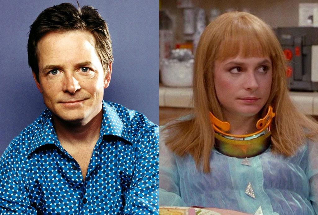 Nunca te imaginaste que estos famosos actores hicieron pequeños roles en estas películas - michael-j-fox