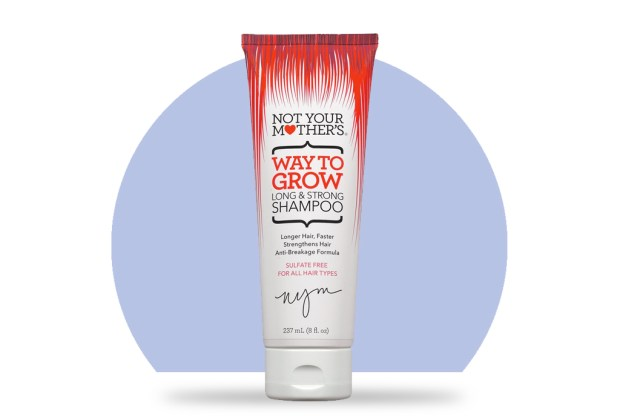 4 shampoos para que el pelo crezca más rápido - not-your-mothers-way-to-grow-long-strong-1024x694