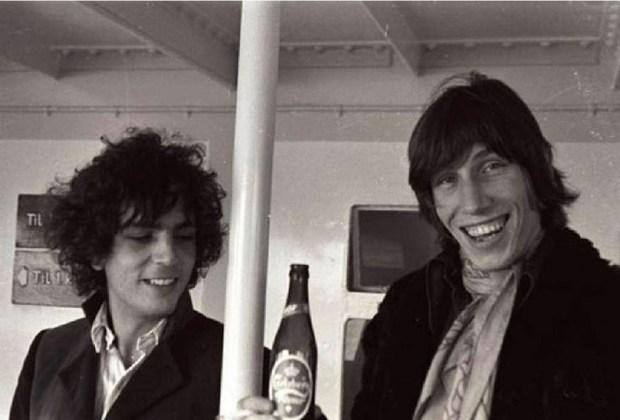 10 cosas que no sabías de Roger Waters - roger-y-syd-1024x694