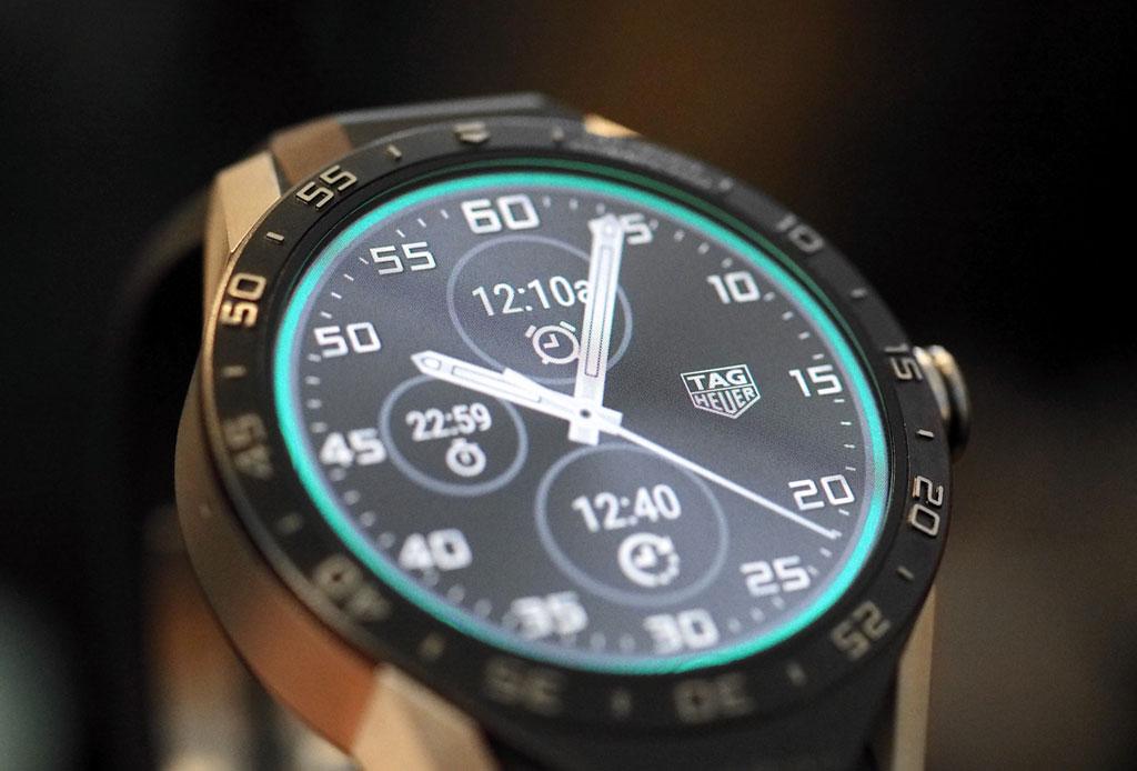 El maravilloso smartwatch de TAG Heuer YA está en México - tag-heuer-smartwatch-5