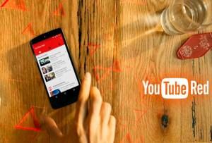 Llega YouTube Red a México