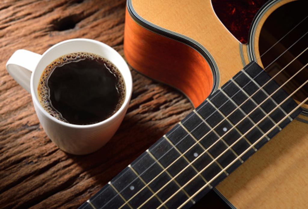 Una playlist en honor al café