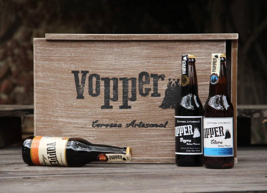 Llega el primer spa de cerveza a México - cerveza-vopper-mineral-de-pozos