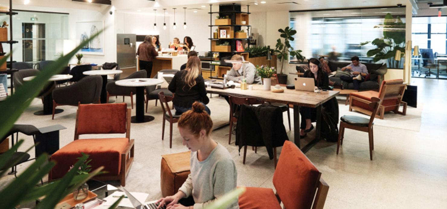 6 oficinas para hacer coworking en la CDMX