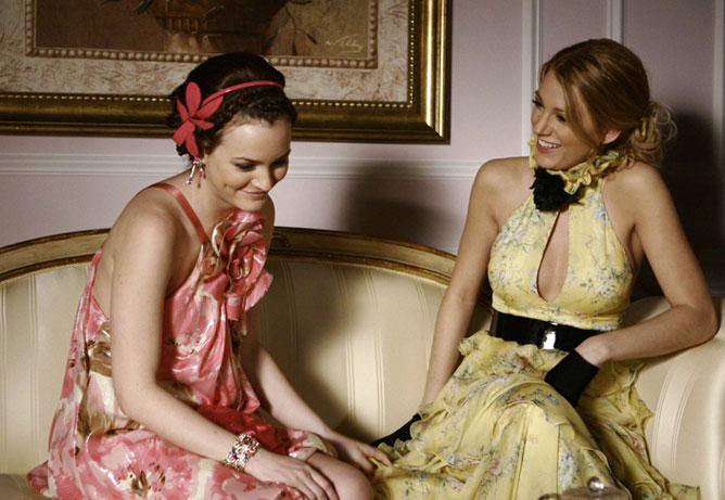 7 series de Netflix que amarás por los increíbles vestuarios - gossip-girl