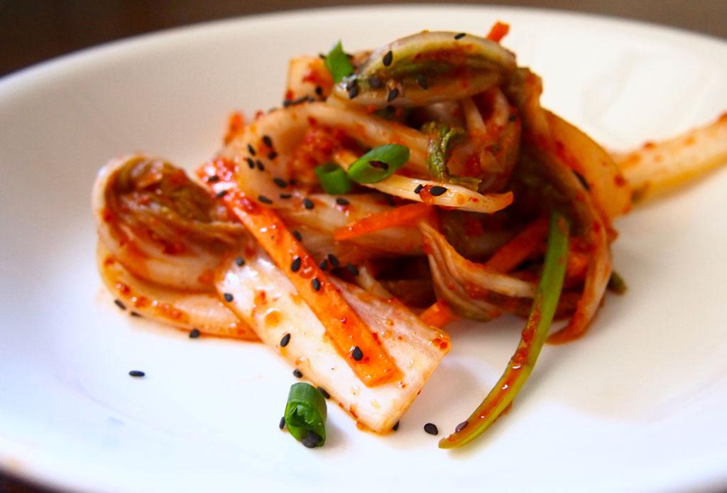 Conoce el kimchi y sus maravillosos beneficios