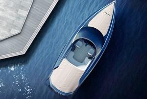 AM37: la lancha deportiva de Aston Martin