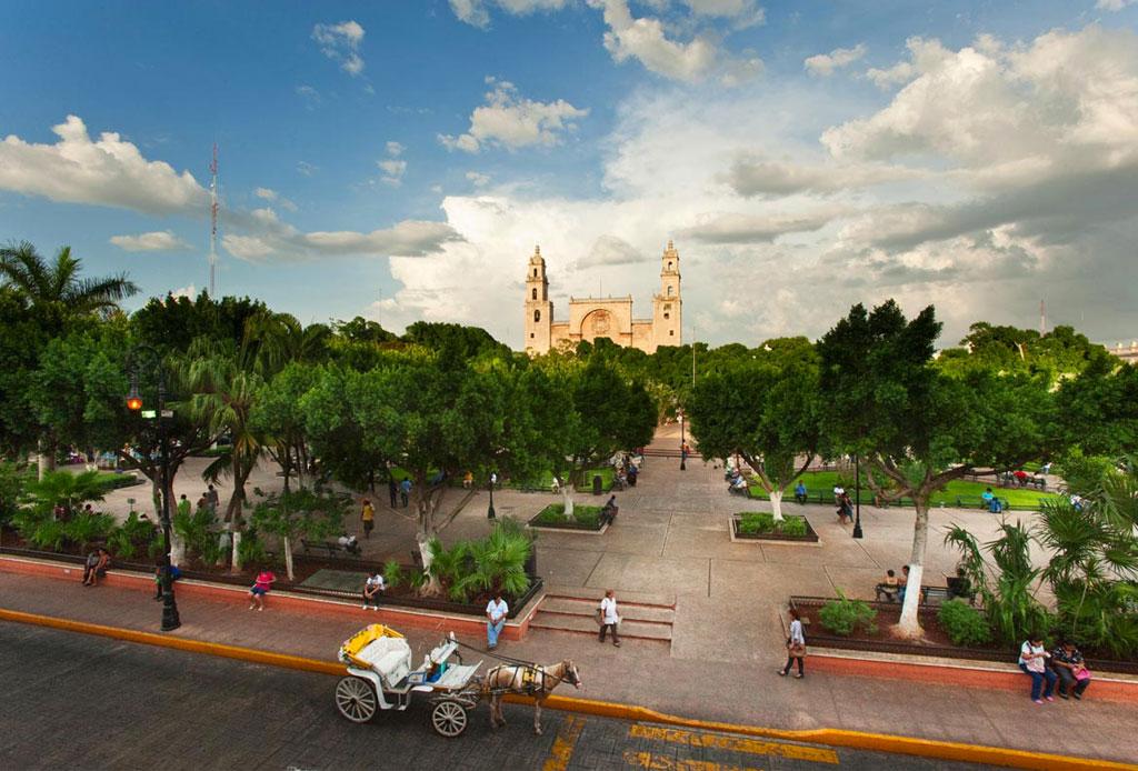 9 destinos para celebrar la Independencia Mexicana - merida