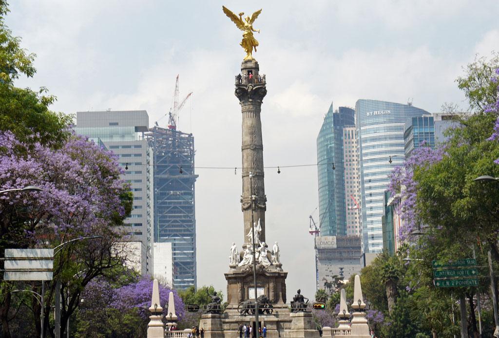La ruta imperdible para correr por los monumentos patrios de la CDMX - monumentos-correr-en-la-ciudad-2