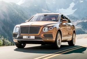 Bentley Bentayga: la SUV más rápida del mundo