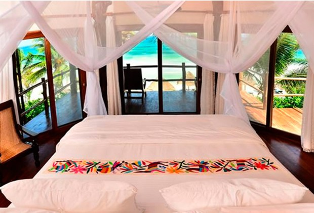 13 hoteles en Tulum para ir con tu pareja - encantada-1024x694