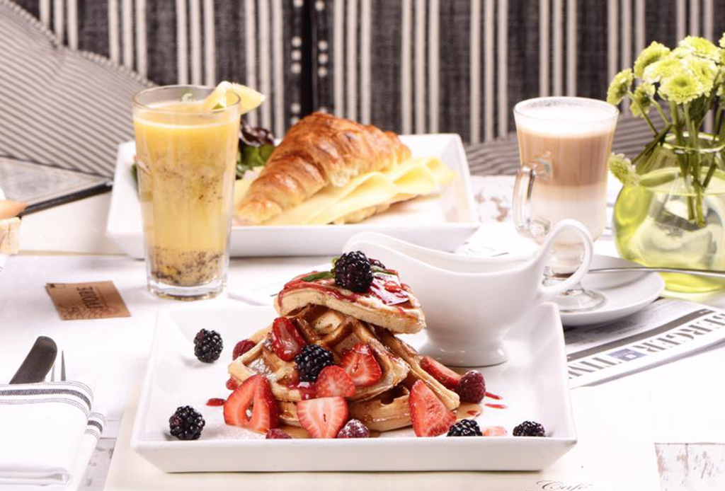 Los spots perfectos para desayunar en Polanco - ivoire-desayuno