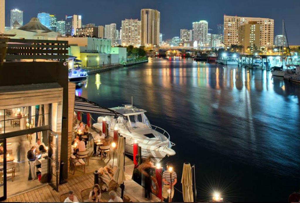 Los hot spots para comer y cenar en Miami