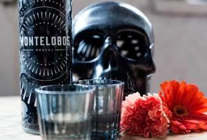 La catrina: un drink de mucha tradición preparado con mezcal