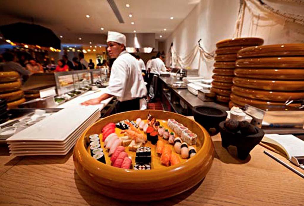 Los mejores nigiris de la CDMX - morimoto-sushi