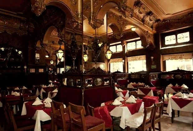 Los 6 restaurantes más antiguos de la CDMX - opera-1024x694