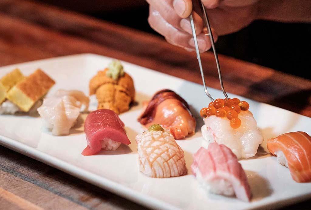 Los mejores nigiris de la CDMX - rokai-sushi