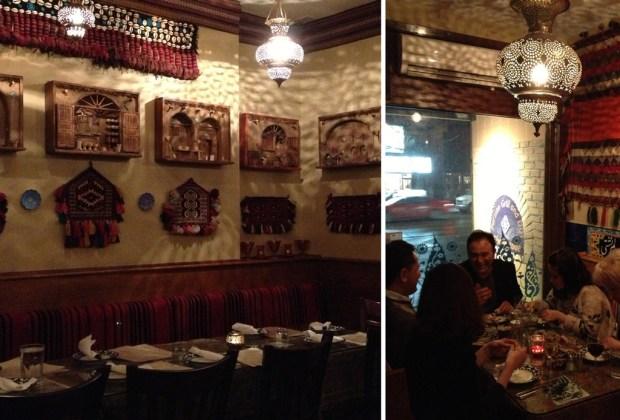 Los mejores 7 restaurantes de Toronto - sheher-1024x694