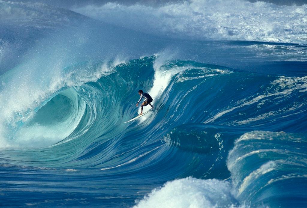 Los deportes extremos que debes hacer antes de morir - surf