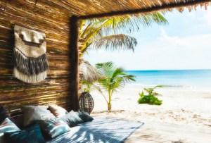 13 hoteles en Tulum para ir con tu pareja