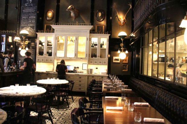 Los mejores 7 restaurantes de Toronto - weslodge-1024x682