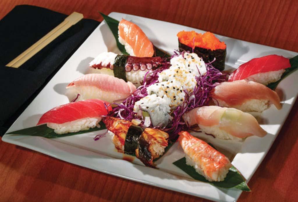 Los mejores nigiris de la CDMX - yoshimi-sushi