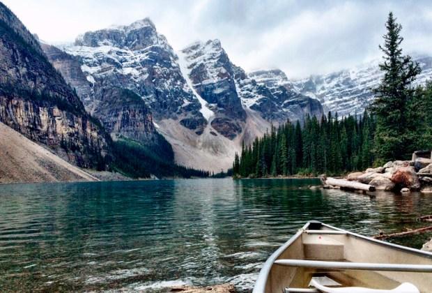 ¿Eres amante de la naturaleza? Tienes que visitar estos 6 países - alberta-canada-destinos-1024x694