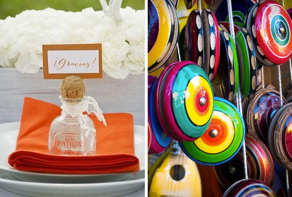10 tips para decorar una boda con espritu mexicano altavistaventures Gallery