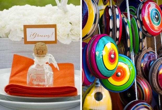 10 tips para decorar una boda con espíritu mexicano - boda-mexicana-agradecimiento-1024x694
