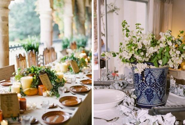10 tips para decorar una boda con espíritu mexicano - boda-mexicana-decoracion-montaje-1024x694