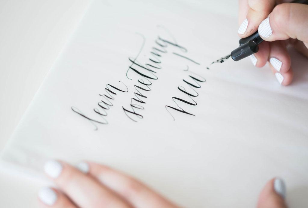 4 estudios que imparten workshops de caligrafía en la CDMX - caligrafia-lettering-cdmx